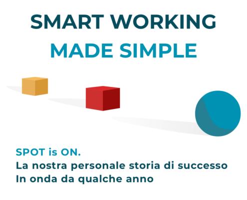 Smart working processo organizzativo